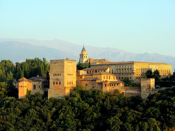 Alhambra 9 Must See Castles in Europe