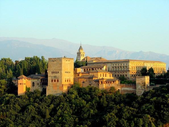 Alhambra 9 Must See Castles in Europe