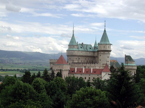 Bojnice Castle 9 Must See Castles in Europe