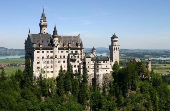 Neuschwanstein Castle 9 Must See Castles in Europe