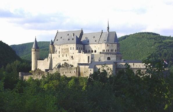 Vianden Castle 9 Must See Castles in Europe