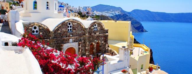 Beautiful Northeastern Aegean Islands