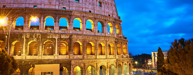 All about the Colosseum in Rome