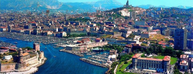 Marseille – Overall View