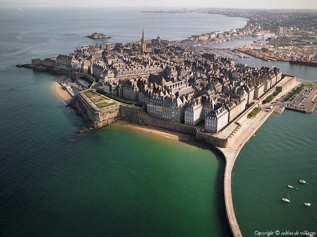 Saint-Malo-aérien