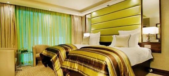 Pleasant and luxurious stay in Montcalm Marble Hotel London