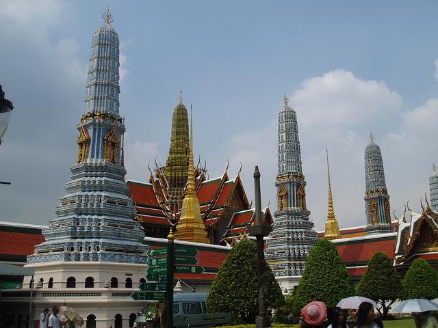 bangkok capital of thailand travel blissful. Black Bedroom Furniture Sets. Home Design Ideas