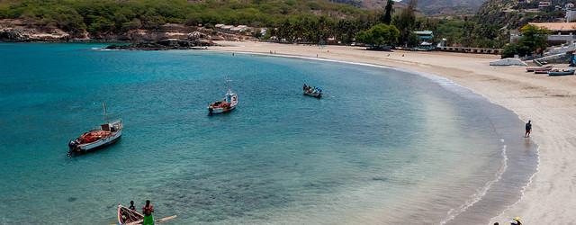 Cape Verde – Sun, Sand, Sea and…Football?