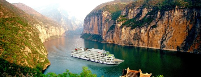Enjoy a relaxed holiday at Yangtze river cruise
