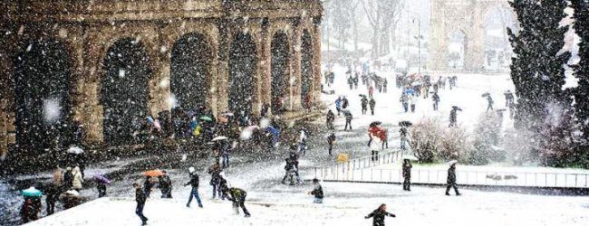 Top Things to do in Rome this Winter