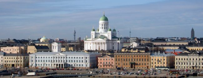 Helsinki – It's not just about Slush