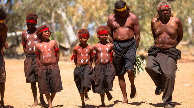 Traditional Aboriginal Australians