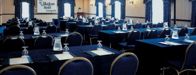 Best Place for Meetings and Events in Annapolis MD – The O'Callaghan Annapolis Hotel