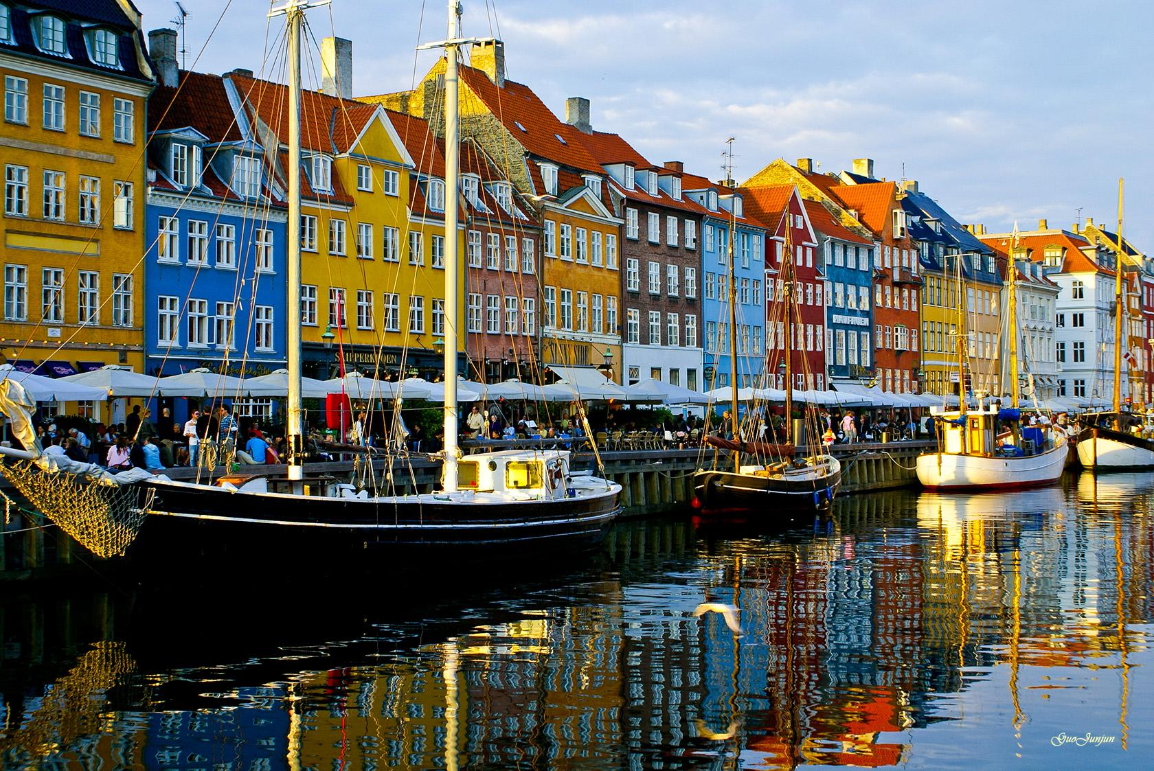 tourist attractions of Copenhagen