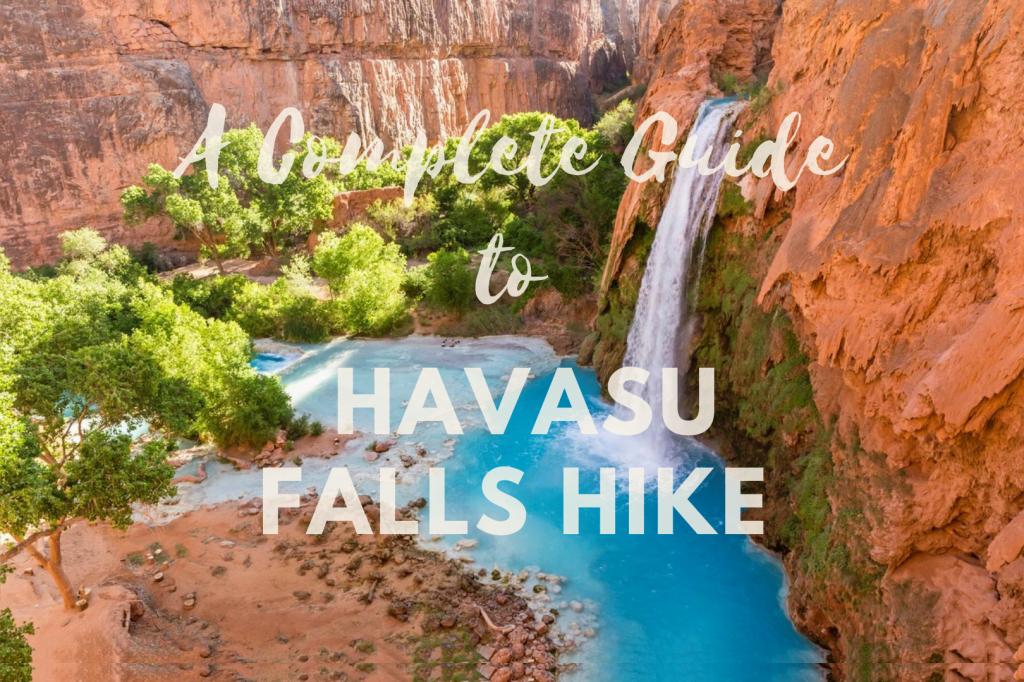 hike havasu falls