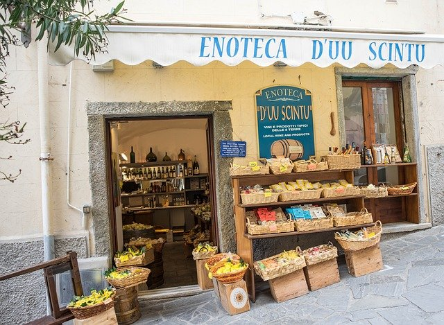 Best Places to eat in Italy