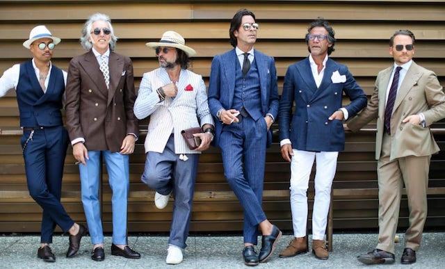 Italian gents